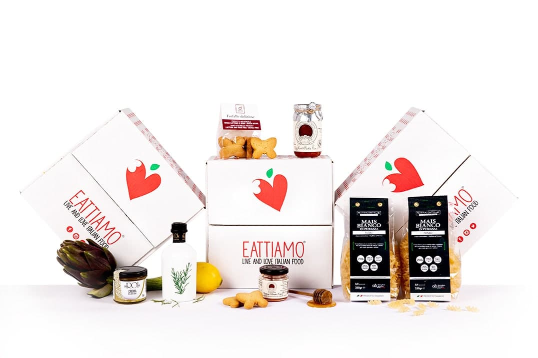 Italian Detox Food Basket