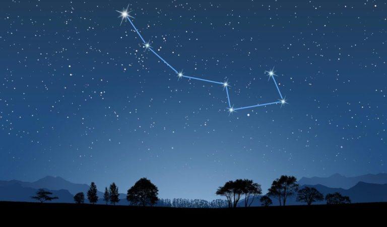 Только знатоки астрономии узнают все созведия этого теста
