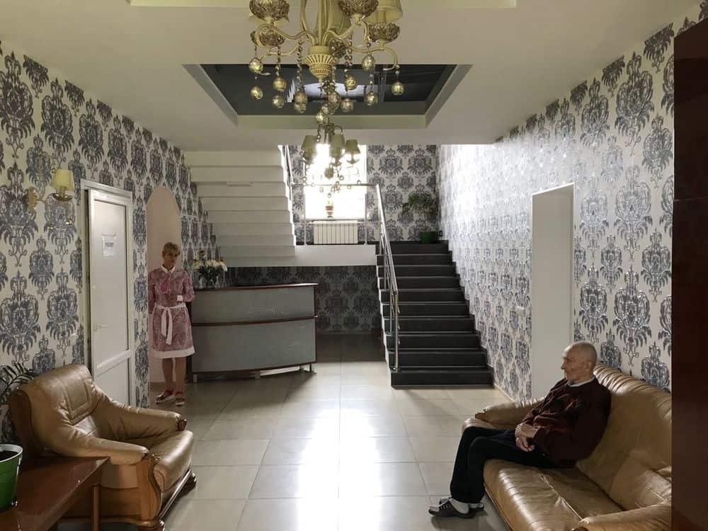 отдых в доме престарелых УЮТный Дом 2