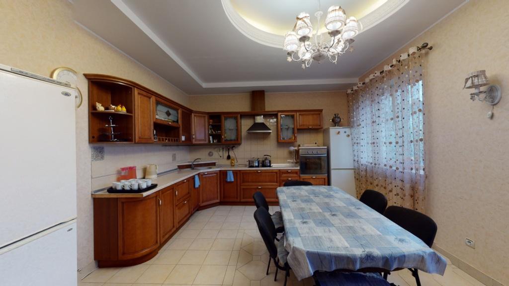 Кухня в доме престарелых в Гомеле