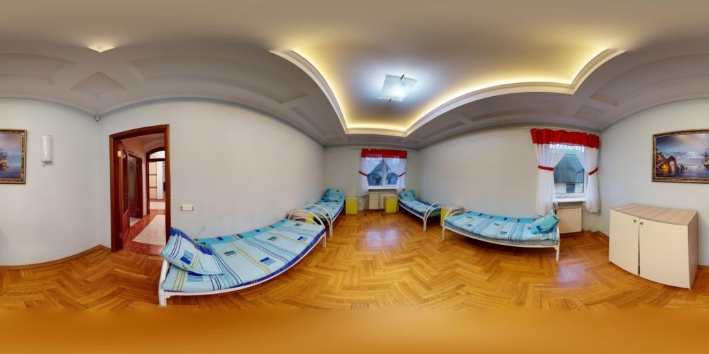 общий вид спальни дома престарелых 2