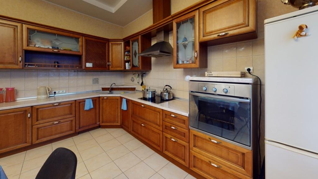 Кухня дома престарелых в Гомеле