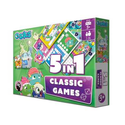 5in1 Game Box