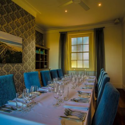 Perth dining room hire