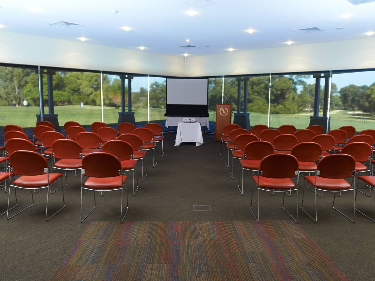 Large Function Room at Gold Course