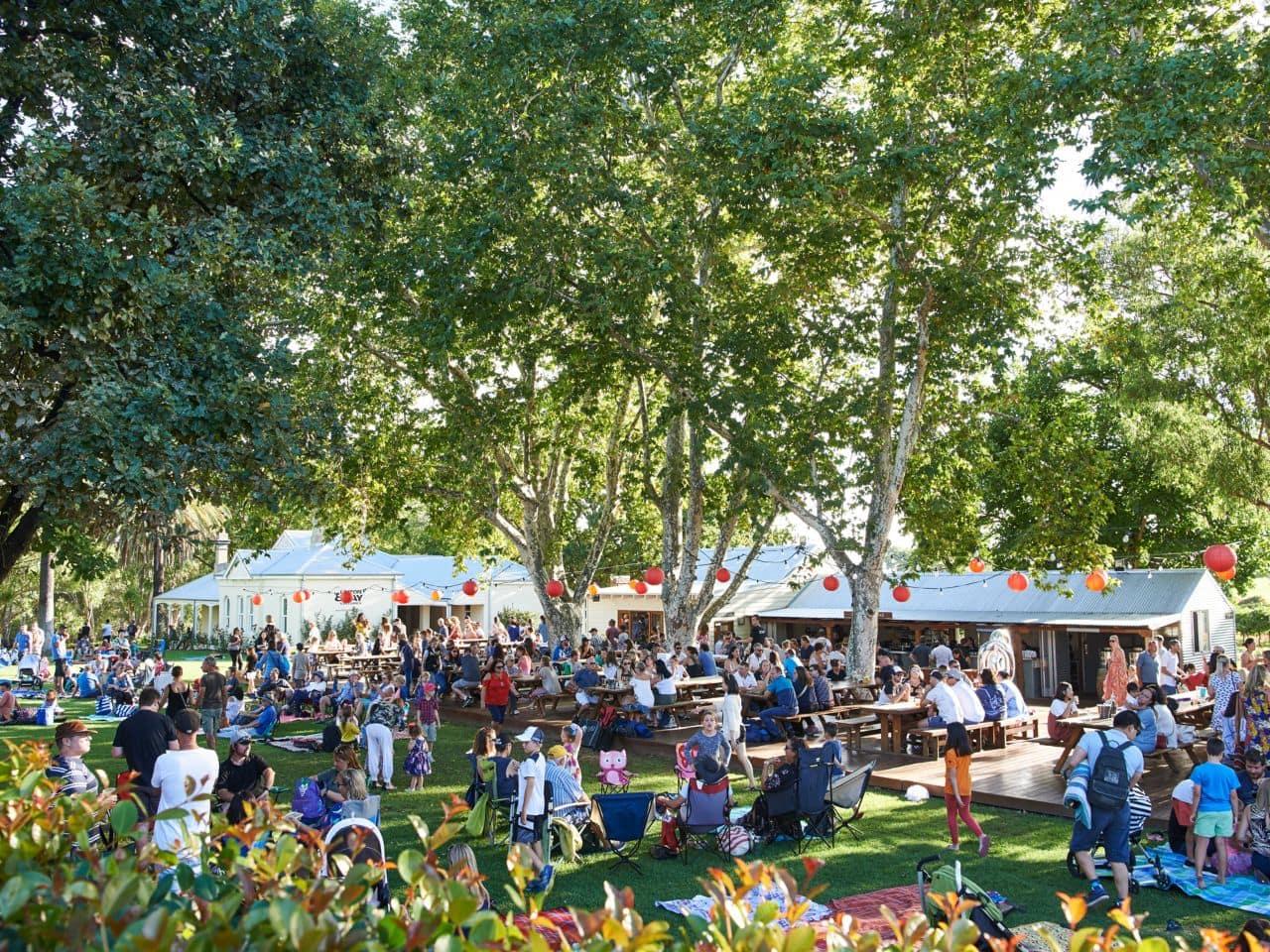 Outdoor Event Venue
