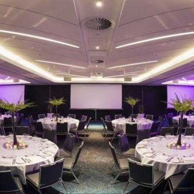 Ballroom banquet style