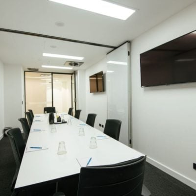 Private boardroom
