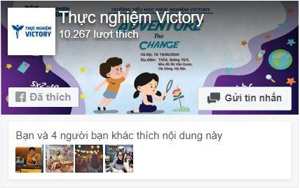 Thực nghiệm Victory