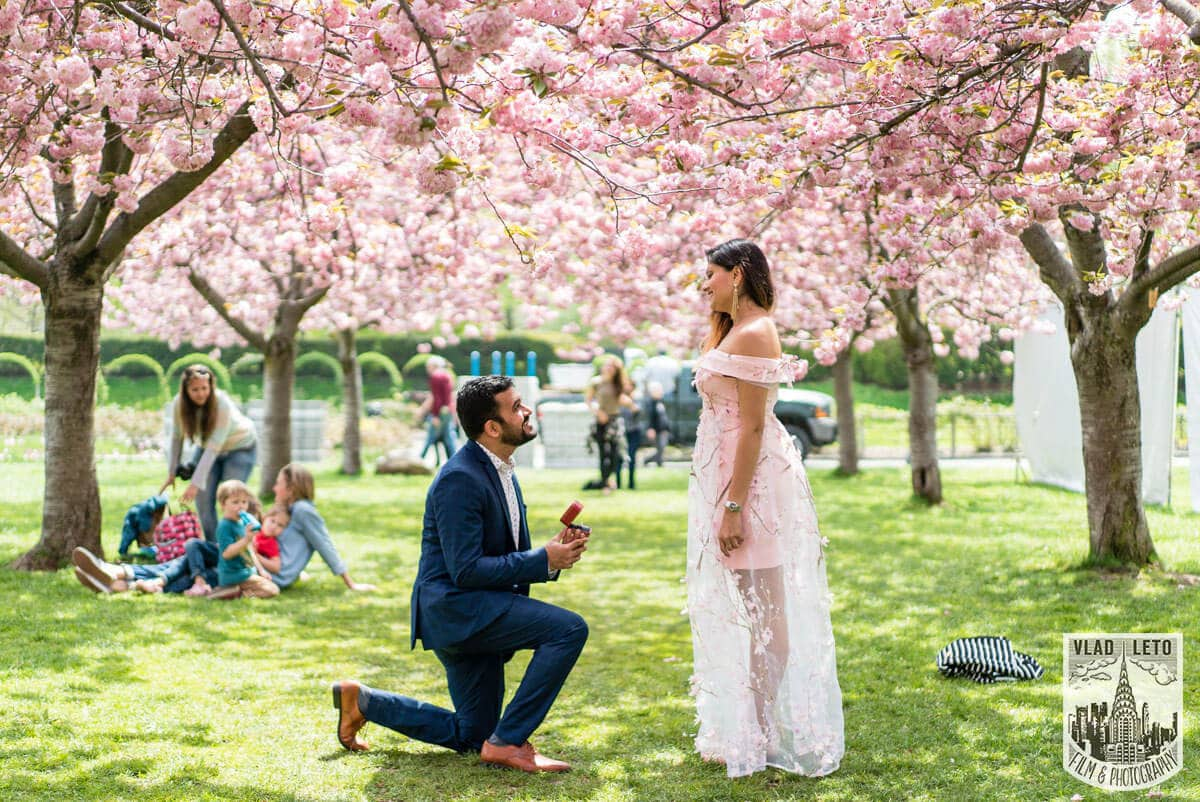 Photo 13 Best Places to Propose in NYC + Tips. | VladLeto