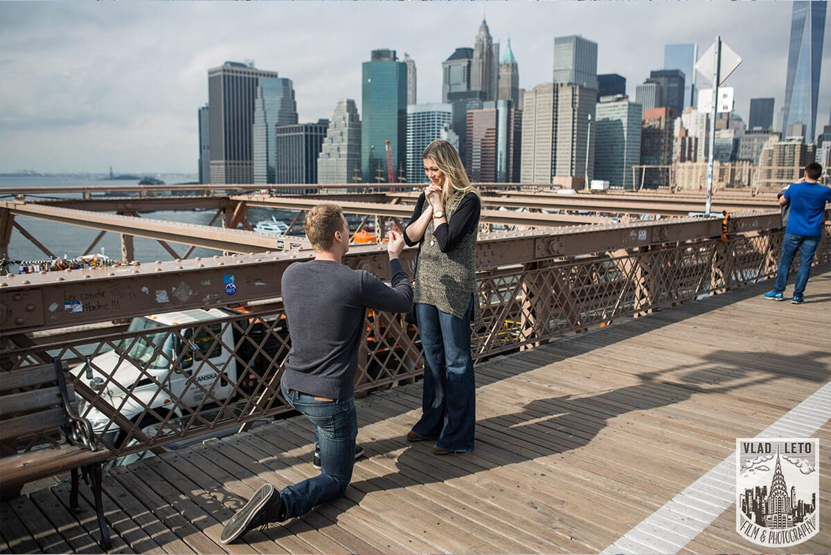 Photo 57 Best Places to Propose in NYC + Tips. | VladLeto