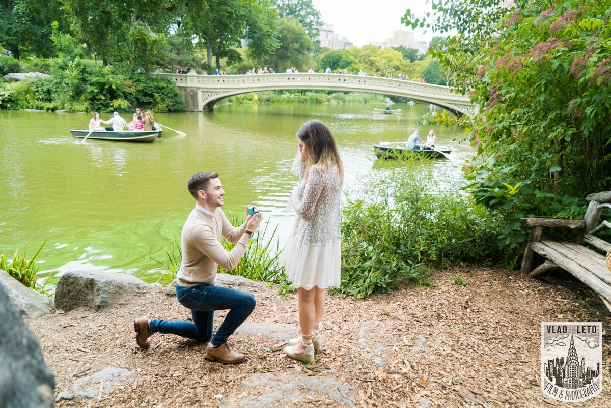 Photo 101 Best Places to Propose in NYC + Tips. | VladLeto