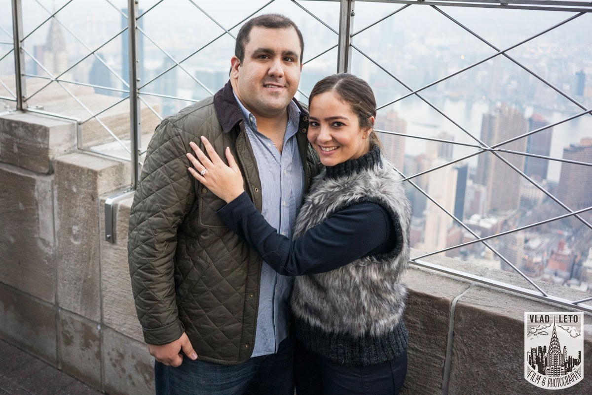 Photo 77 Best Places to Propose in NYC + Tips. | VladLeto