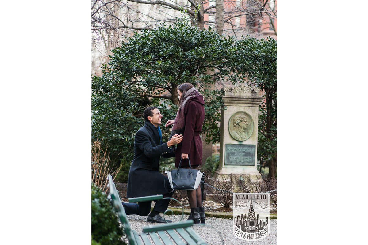Photo 29 Best Places to Propose in NYC + Tips. | VladLeto