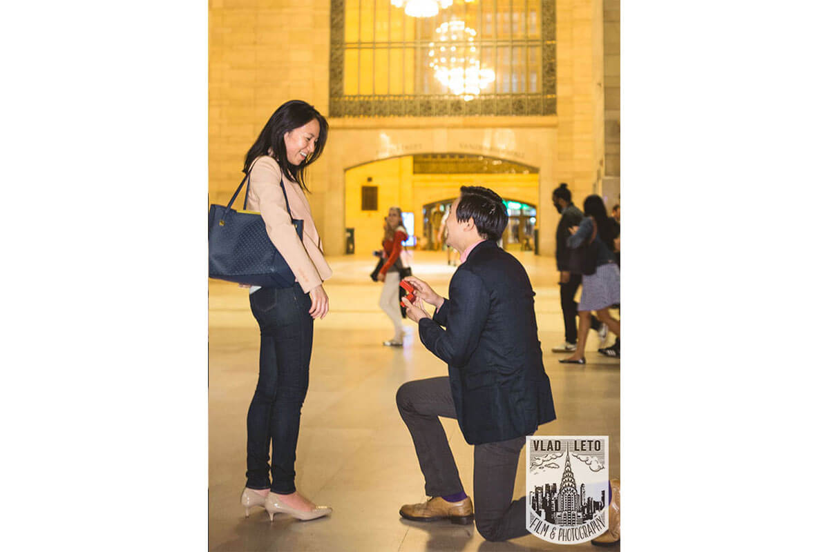 Photo 7 Best Places to Propose in NYC + Tips. | VladLeto