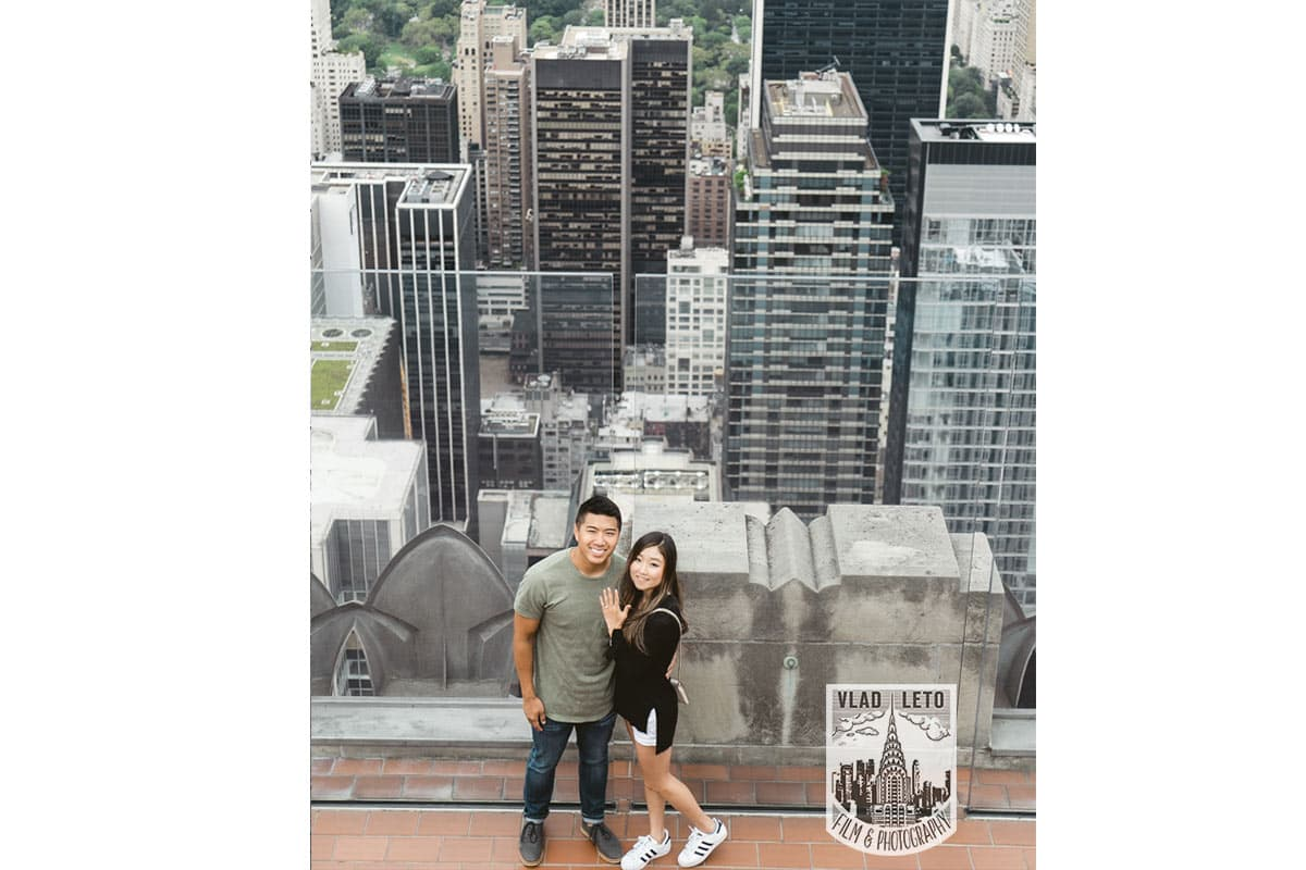 Photo 85 Best Places to Propose in NYC + Tips. | VladLeto