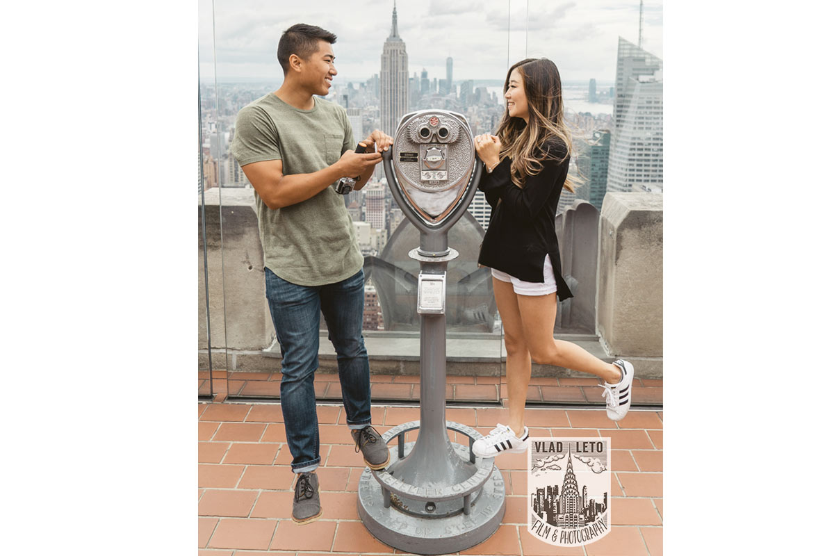 Photo 87 Best Places to Propose in NYC + Tips. | VladLeto