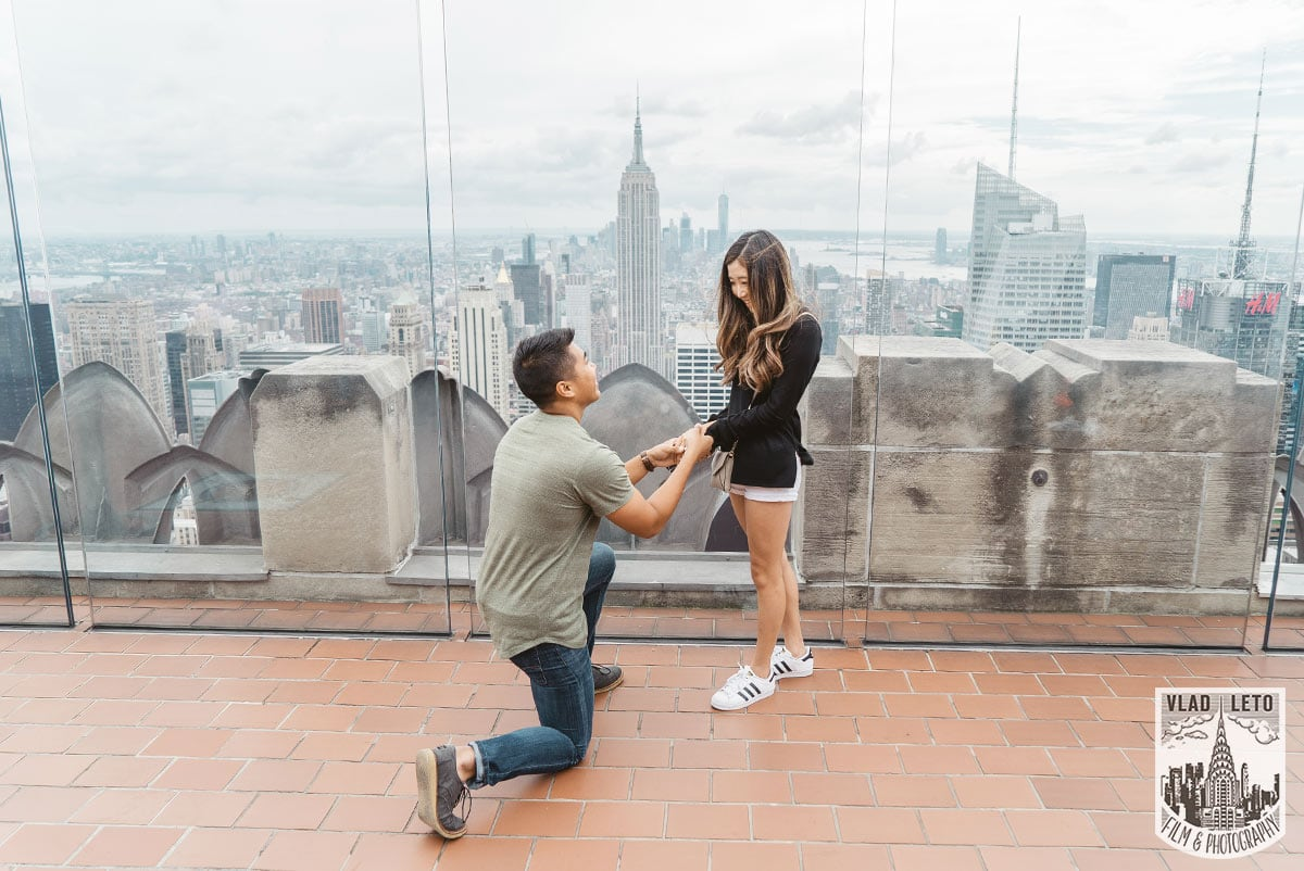 Photo 79 Best Places to Propose in NYC + Tips. | VladLeto