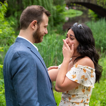 Spring Proposal ideas in NYC