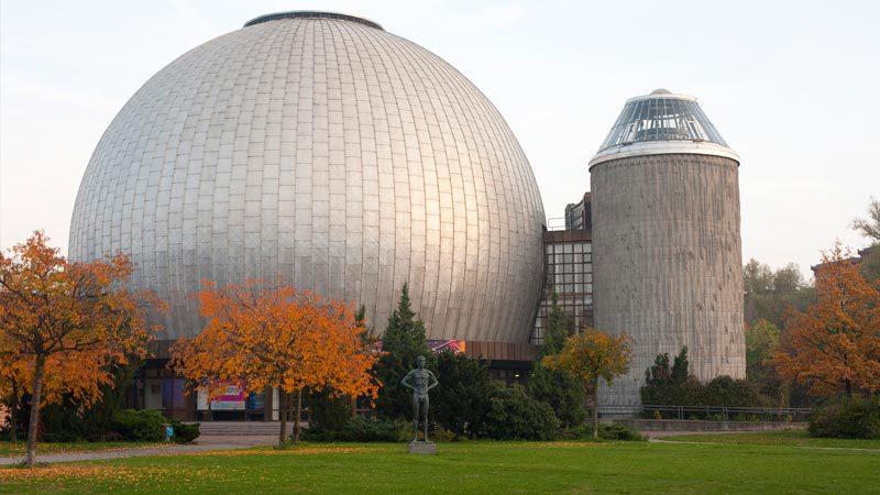 Zeiss Major Planetarium in Berlin, Germany
