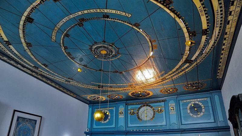 Franeker planetarium, Holland