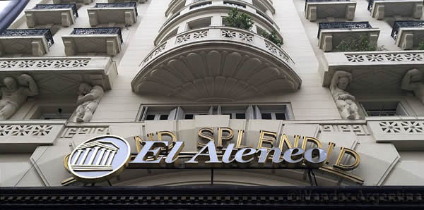 El Ateneo Grand Splendid: South America's Most Beautiful Bookstore