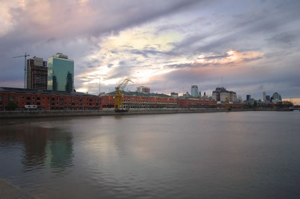 Puerto Madero: Buenos Aires' Modern Waterfront Neighborhood