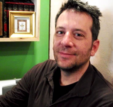Porteño Corner: Walrus Bookstore Owner, Geoff Hickman