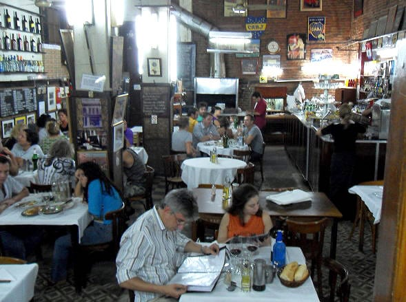 El Obrero — A Working Man's BBQ in La Boca