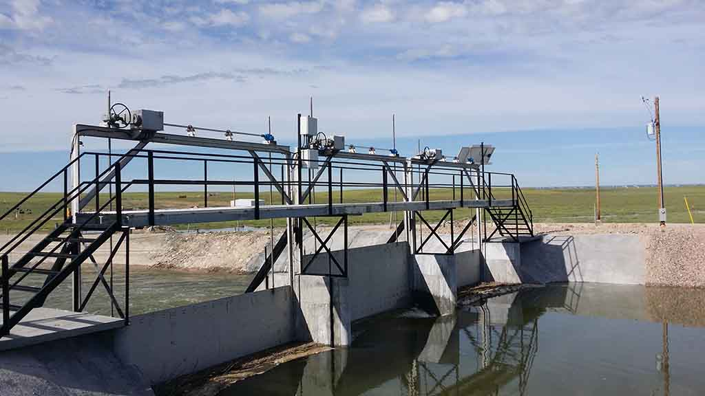 Irrigation Gate Systems for GID