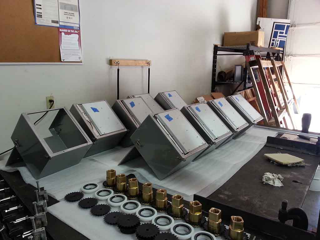 Manufacturing Actuators
