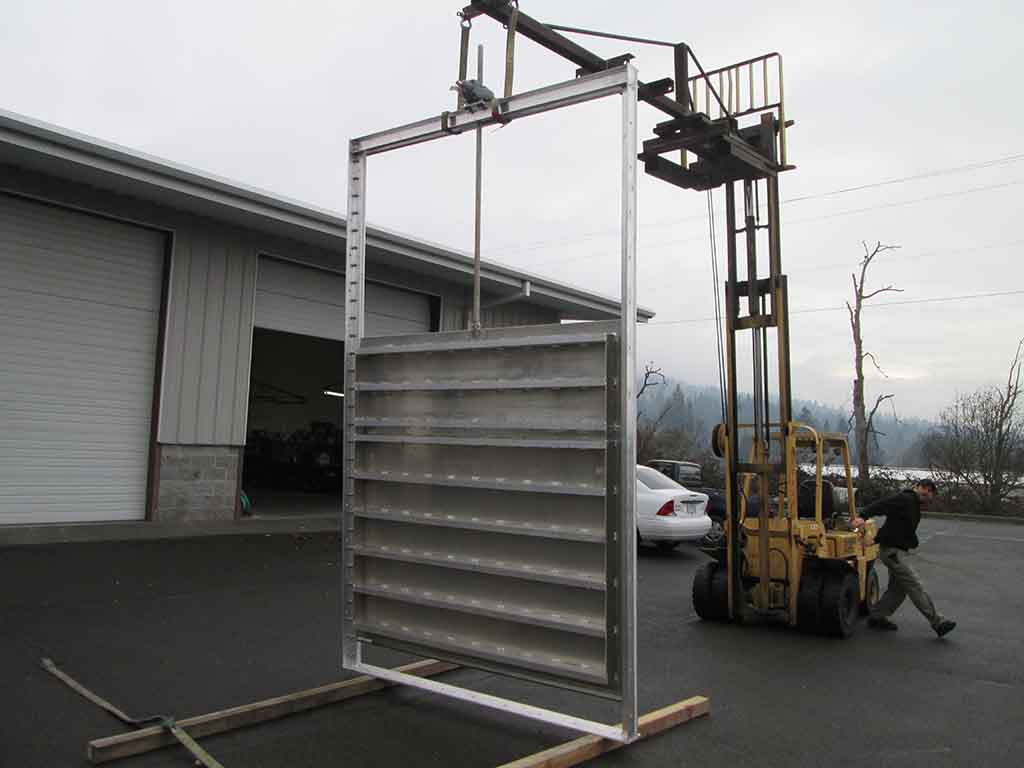 Stainless Sluice Gate-3