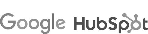 Google and HubSpot Cetificated Logo