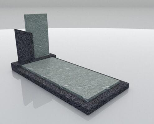 Grafsteen Marienheem