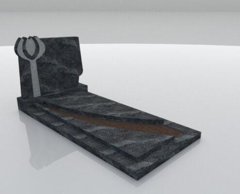 Grafsteen Pesse