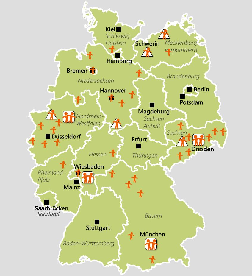 Bis zu 6 weitere Städte schon im Januar