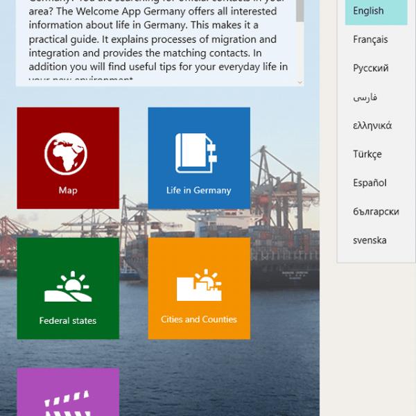 Bulgarisch als weitere Sprache in der Welcome App – für mehr Miteinander in Europa