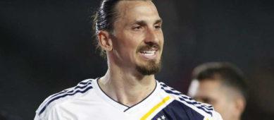 Златан Ибрагимович попрощался с Лос-Анджелес Гэлакси