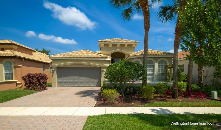 8661 Via Grande East Wellington Florida 33411