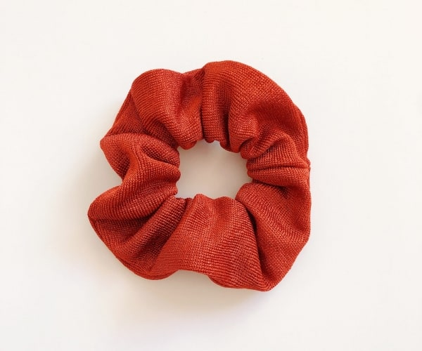 Modern Gift for Her, Handmade Scrunchie, Anniversary Gift, Accessories for Women, Thank You Gift, Under 10, Teen Girl Accessory Gift VSCO girl gift