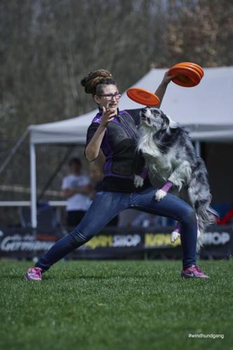 Frisbee Dog 21
