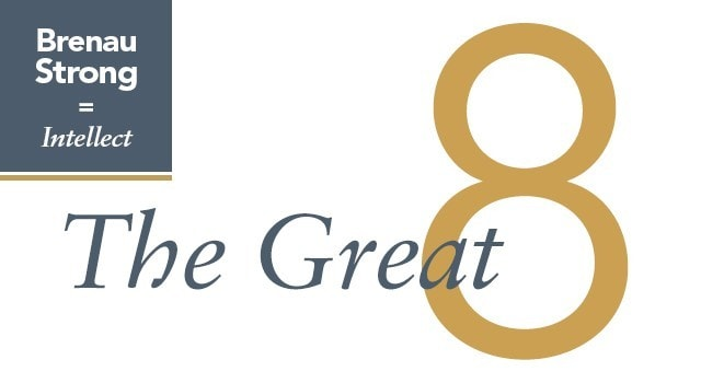 The Great Eight header image