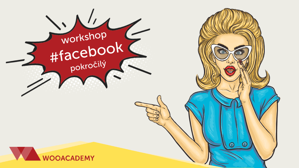 workshop facebook marketing pokročilý bratislava