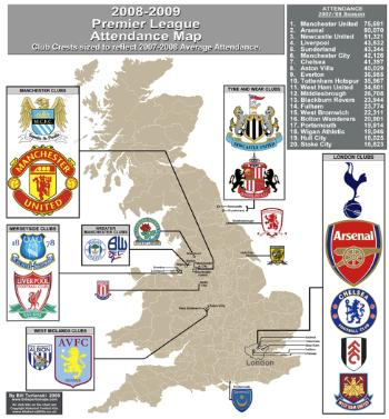 Guide to English Accents of Premier League Cities - World ...