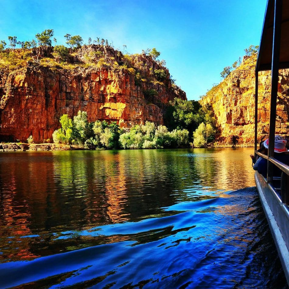 Northern Territory Attractions Katherine Gorge Tour