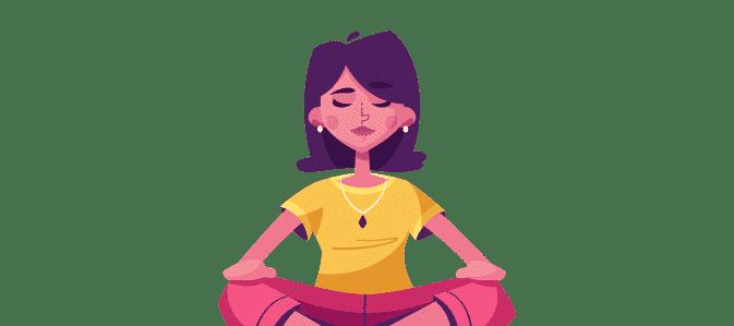 Bundle woman yoga