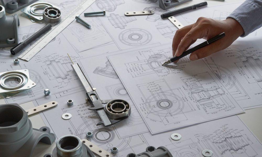 Maschinenbau und Konstruktion