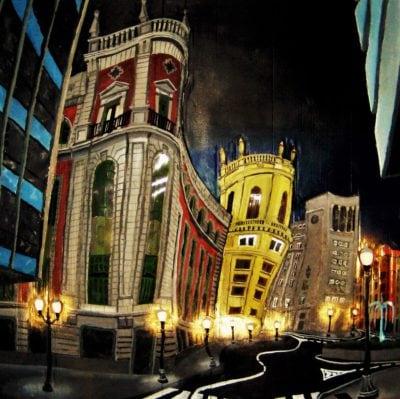 Xixón, Plaza'l Carmen.