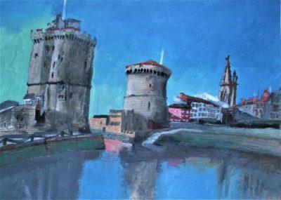 La Rochelle, Vieux-Port, 2017.