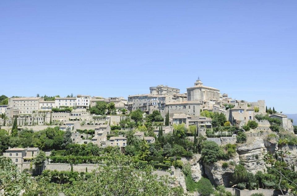 Le Luberon : week-end découverte de 3 jours à partir d'Apt